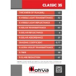 CLASSIC 35 automotive window film