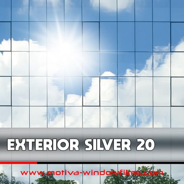 EXTERIOR SILVER 20 (1.83)