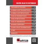 EXTERIOR SILVER/BLUE 15 (1.52)
