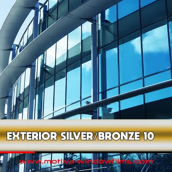 EXTERIOR SILVER/BRONZE 10 (1.52)