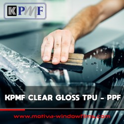 KPMF CLEAR GLOSS TPU - PPF