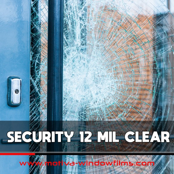 SECURITY 12 MIL CLEAR
