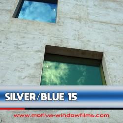 SILVER/BLUE 15 (1.52)