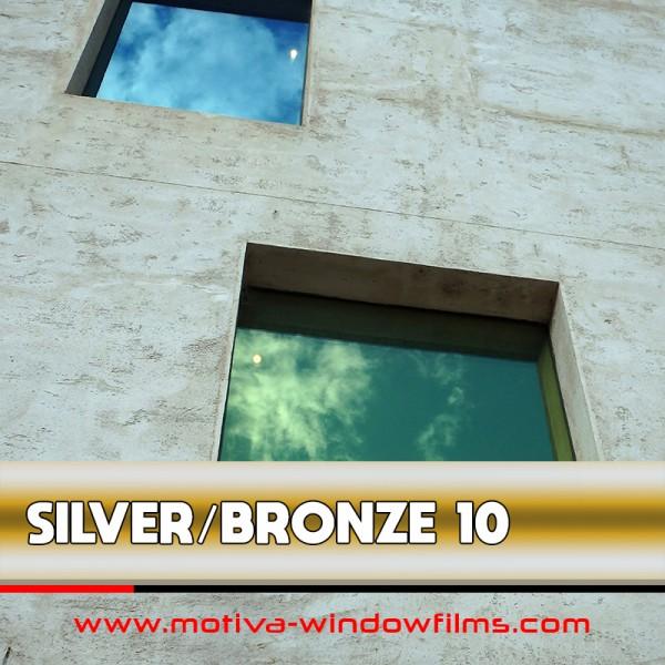 SILVER/BRONZE 10