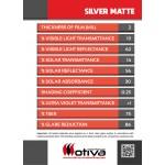 SILVER MATTE (1.52)
